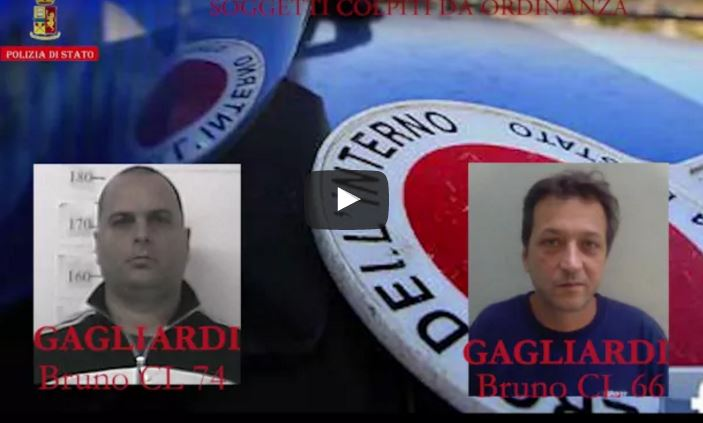 VIDEO – Omicidio Curcio, dopo 21 anni arrestati i fiancheggiatori del killer