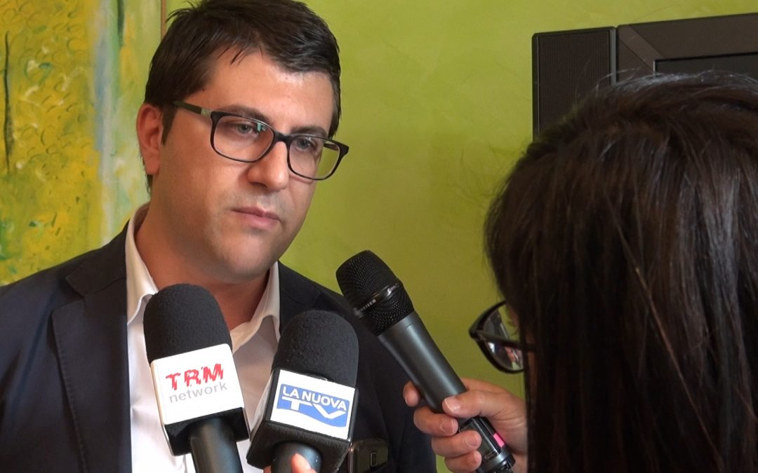 L'assessore regionale all'Ambiente, Francesco Pietrantuono