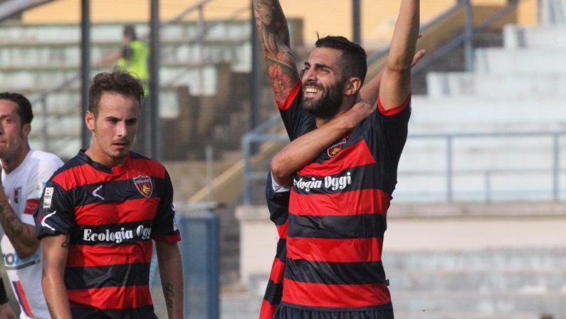 Serie C: colpo esterno del Cosenza, Letizia esalta il Catanzaro. Rende travolto dal Trapani