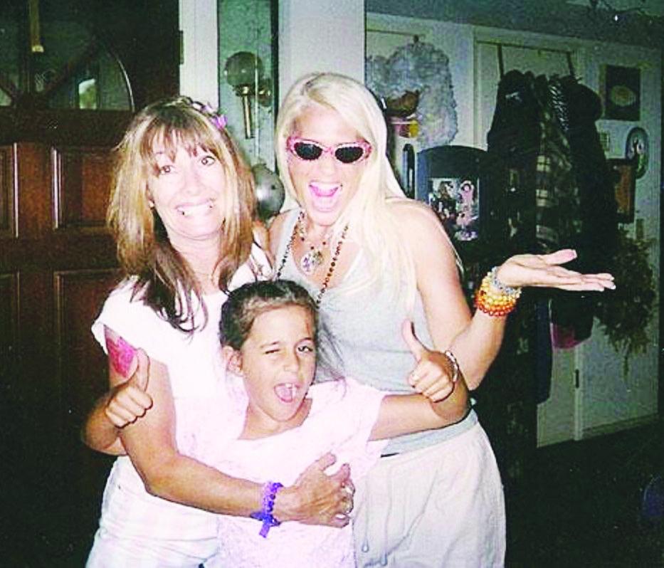Le origini cosentine della showgirl Heather Parisi  e il ricordo del nonno di Terravecchia di Calabria