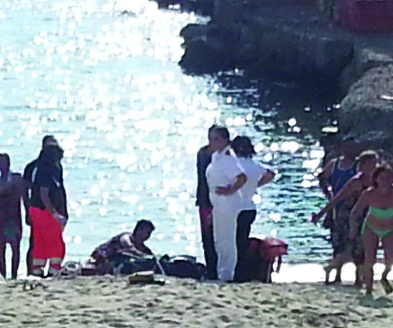 Tragedia a Pizzo, l'ultimo bagno di stagione è fatale  Un malore causa la morte in mare di un uomo