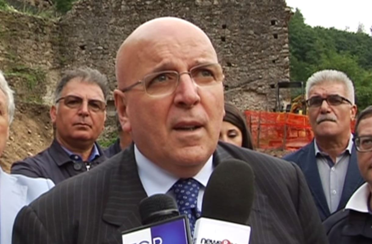 VIDEO - Oliverio: «Gli scavi di Mongiana strategici per turismo e cultura»
