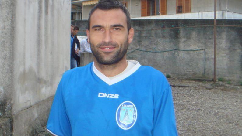 Un mediano di esperienza per il Sersale Paonessa torna a giocare in Serie D
