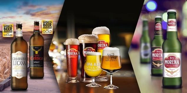 È lucana la birra che rappresenterà l'Italia ai World Beer Awards di Londra