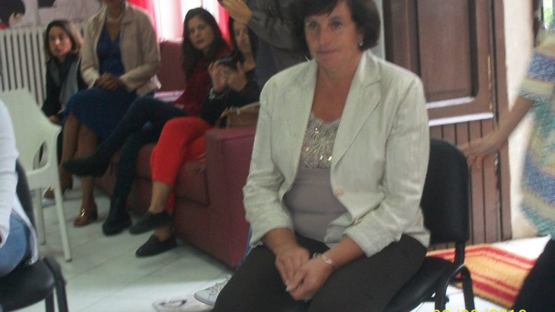 """""""Denunciate la violenza, non arrendetevi"""", il monito della mamma di Antonella Russo nel giorno dell'inaugurazione della prima casa rifugio in Irpinia"""