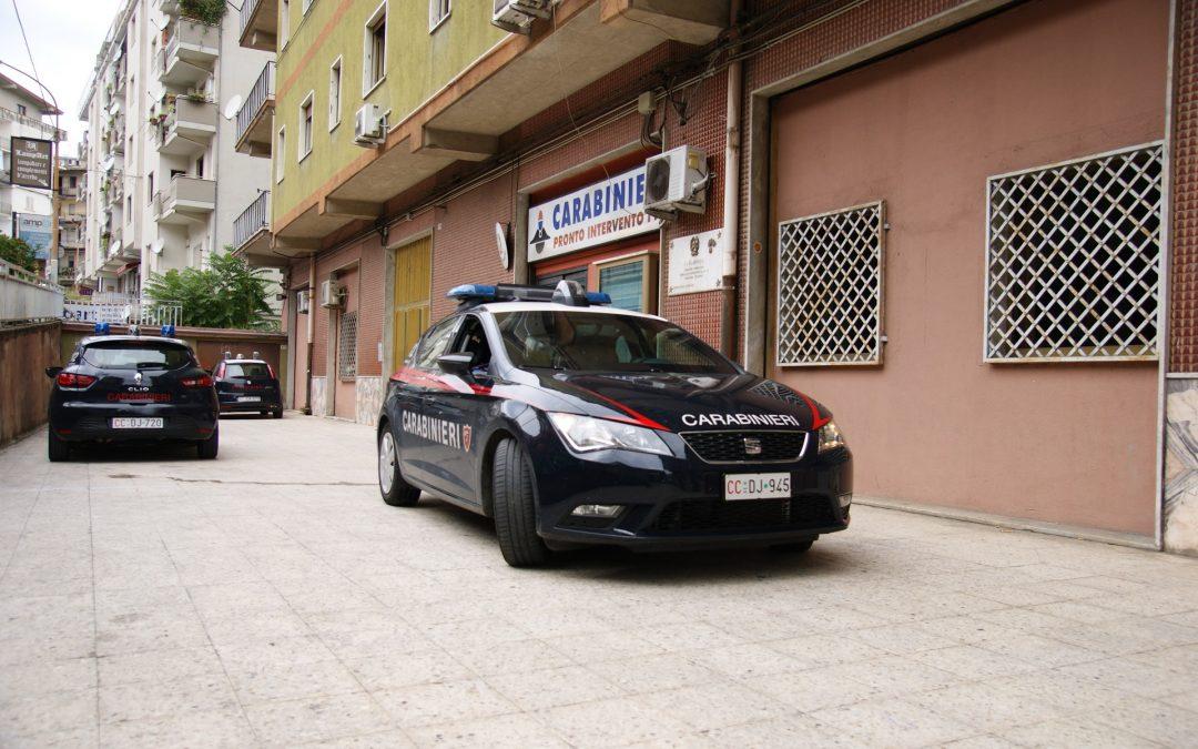I carabinieri della Compagnia di Petilia