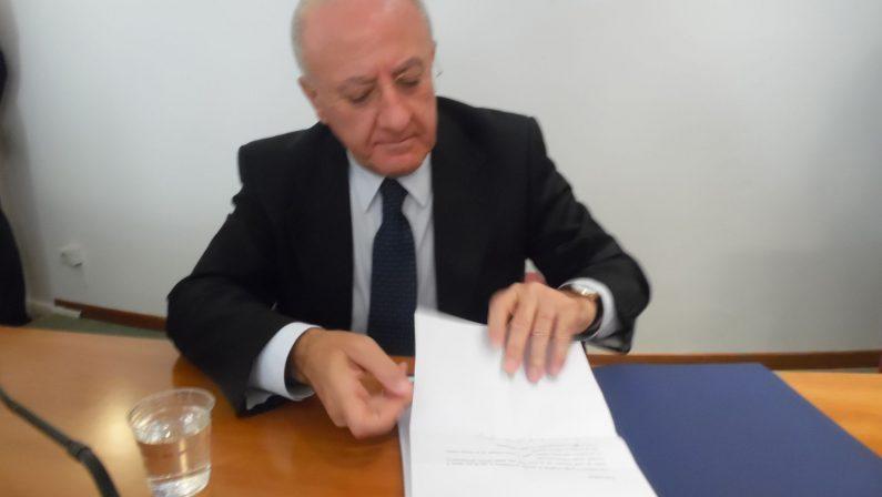 Lavori in Piazza Libertà a Salerno: nuovo rinvio a giudizio per il Presidente ed ex sindaco De Luca