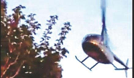 All'Antimafia gli atti sugli sposi giunti in elicotteroPartita l'indagine. E l'Enac sospende la licenza al pilota