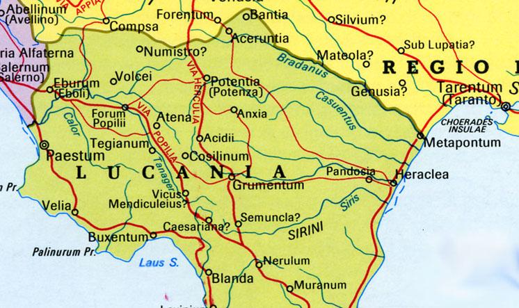 Delegazione lucana a Taranto per la costituente della macroregione: «Sarà un autunno di guerra civile...»