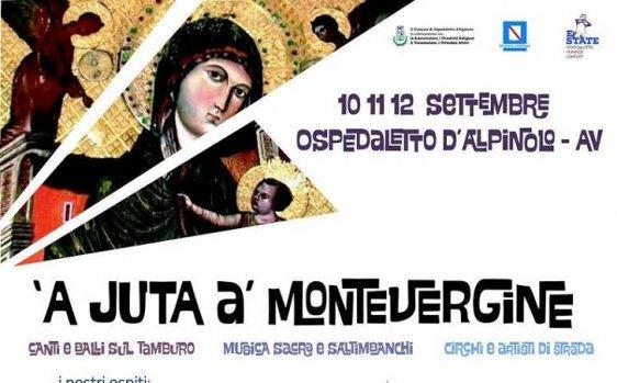 A Juta a' Montevergine tra tradizione e modernità: la tre giorni di eventi dell'alto contenuto simbolico
