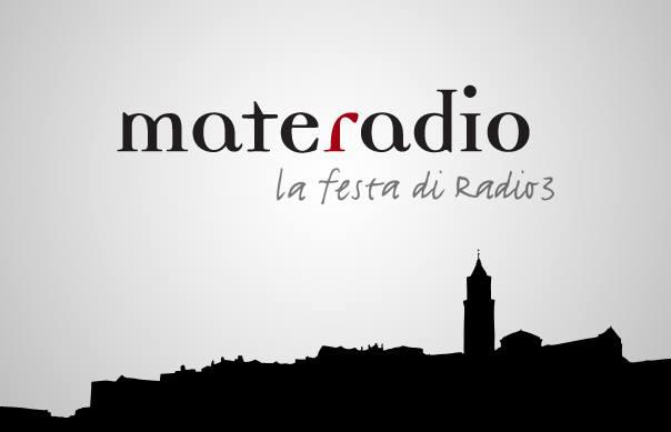 Materadio, la festa del terzo canale Rai non solo tra i Sassi: si parte a Potenza e si chiude a San Costantino Albanese
