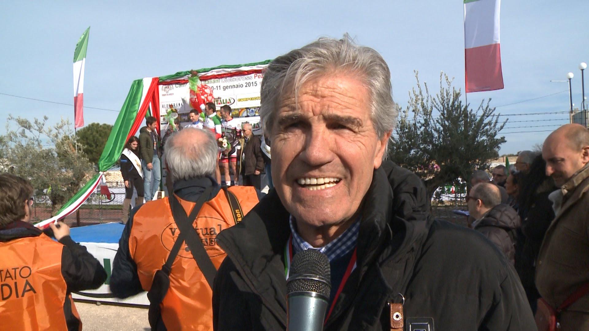 Nino Benvenuti e Francesco Moser ospiti della 23ª edizione delle «Olimpiadi di 50&Più»