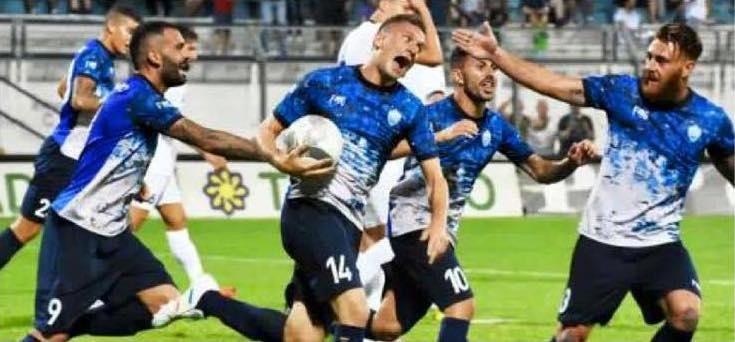 Calcio Lega Pro, nel Matera prima volta per Papini: finalmente nella lista dei convocati