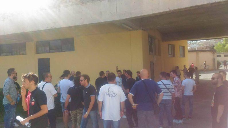 """Barriere allo stadio """"Marulla"""" di Cosenza, vertice  con il sindaco: sarà aperto un tavolo di confronto"""