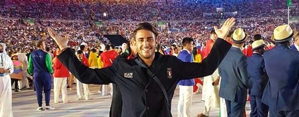Tocci si racconta: «Le Olimpiadi? Esperienza troppo bella, subito al lavoro per essere a Tokyo»