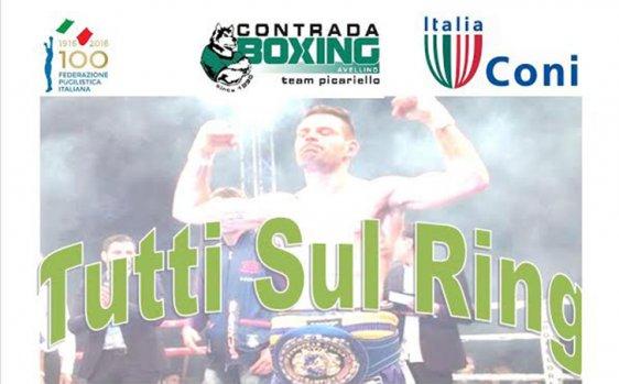 Boxe: l'irpino Tommasone torna sul ring, in palio c'è il titolo intercontinentale