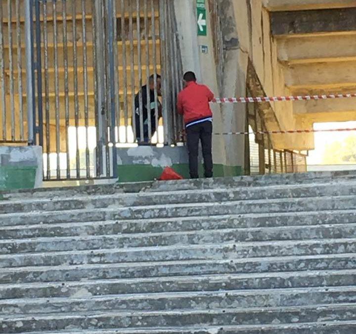 Avellino, arriva l'ok per il dissequestro della Tribuna Termino: domani sarà regolarmente aperta