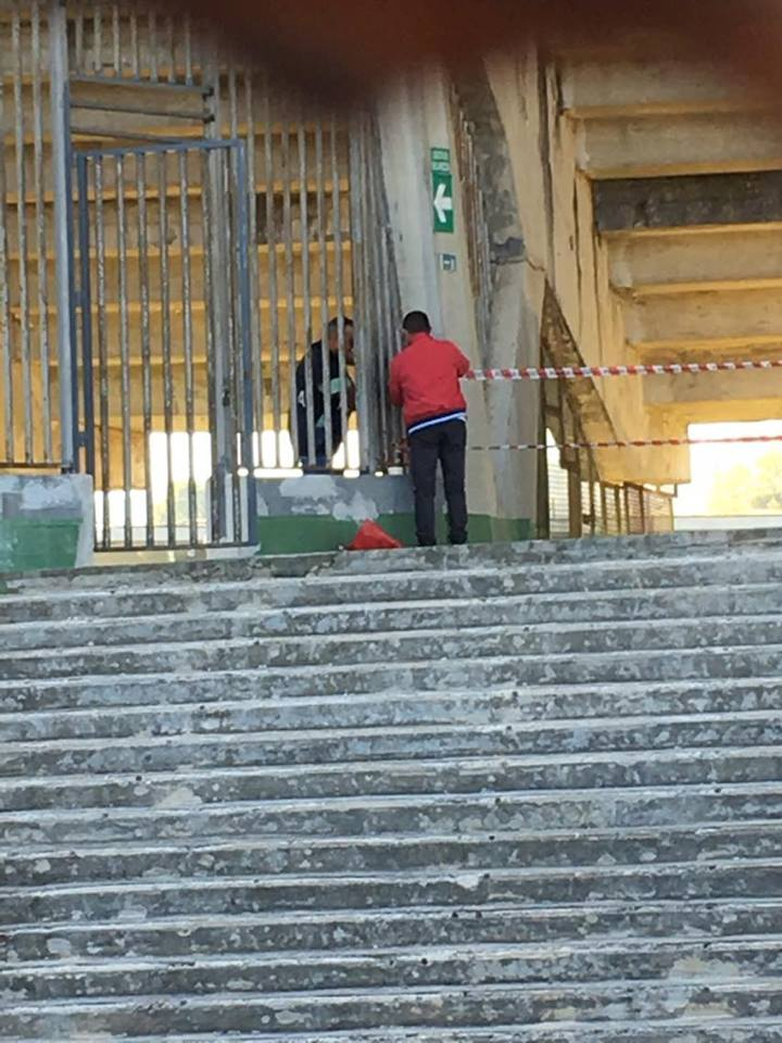 Avellino,arriva l'ok per il dissequestro della Tribuna Termino: domani sarà regolarmente aperta