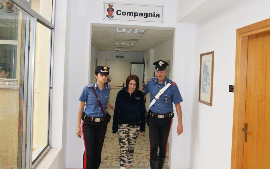 Badante narcotizza e rapina due anziani coniugi a Crotone  Il gip convalida l'arresto in carcere della donna