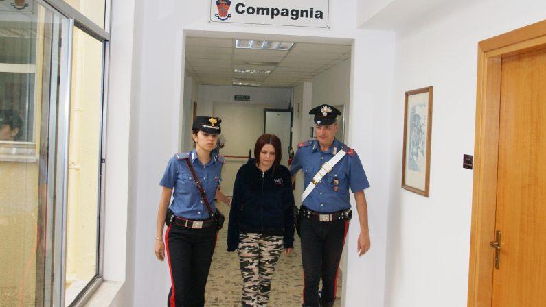 Badante narcotizza e rapina due anziani coniugi a CrotoneIl gip convalida l'arresto in carcere della donna