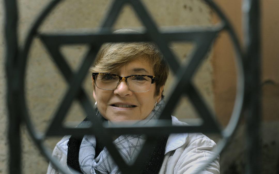 Le radici della Calabria: «Il 40% dei calabresi ha origine ebraiche»  Lo afferma la rabbina Barbara Aiello della sinagoga di Serrastretta
