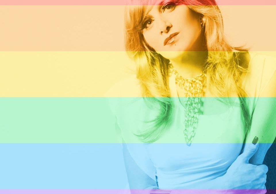 Eleonora Magnifico, artista transgender pugliese attiva nella lotta contro omofobia e discriminazione