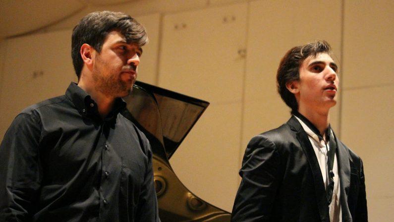 Musica, si chiude la 40esima edizione del Concorso CileaA vincere il duo sax e pianoforte Taddei-Nicolardi