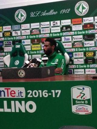 Jidayi carica l'Avellino: a Perugia sarà dura ma andiamo per vincere