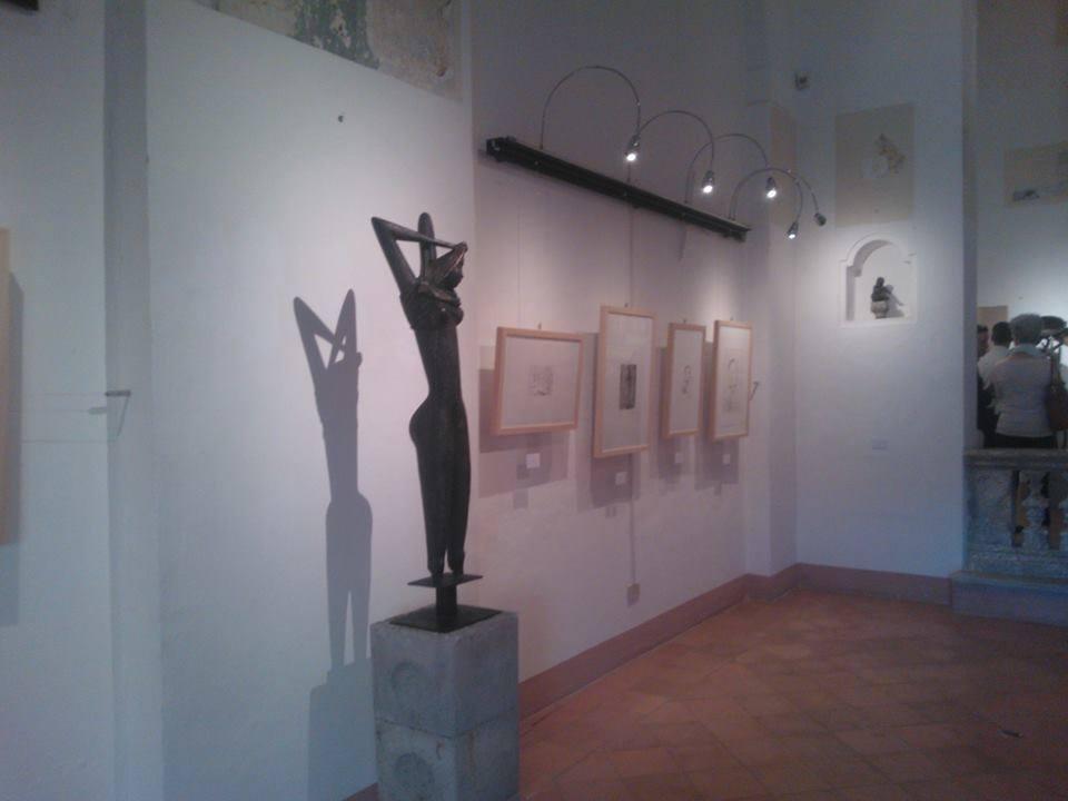 Mostre, il Mig di Castronuovo Sant'Andrea omaggia André Breton