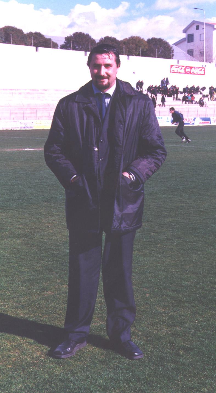 Calcio, dal San Calogero al Milan in 20 anniLa travolgente carriera di Massimo Mirabelli