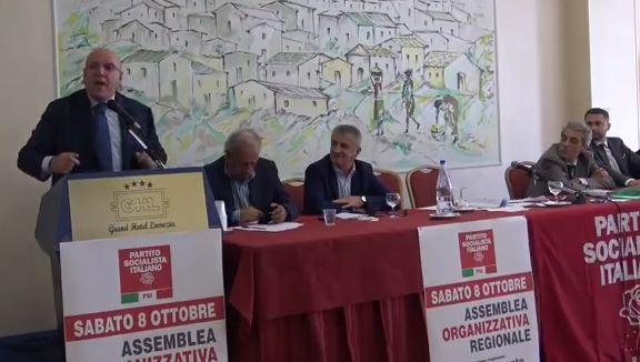 VIDEO - Oliverio: «Basta alla cultura e ai metodi mafiosi, voglio trasparenza e legalità»