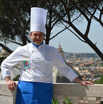 Il maestro reggino Enzo Pennestrì è stato elettopresidente dell'Associazione italiana gelatieri