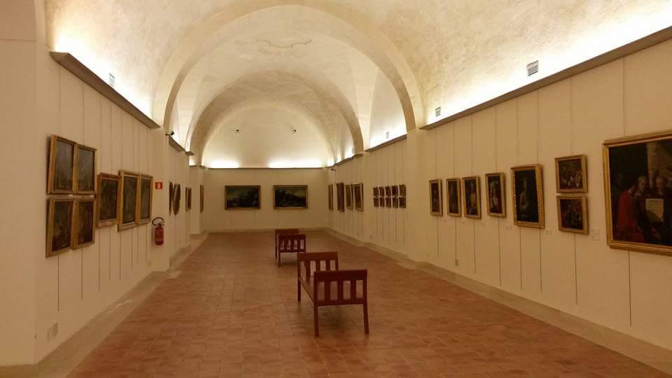 La Pinacoteca Camillo d'Errico a Palazzo San Gervasio (PZ)