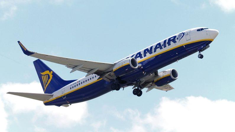 Volo Reggio Calabria-Milano di Alitalia cancellato, da Ryanair un'offerta speciale da Lamezia
