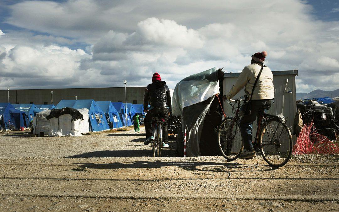 Un commissario per l'emergenza di San Ferdinando  La proposta di Minniti per la tendopoli dei migranti