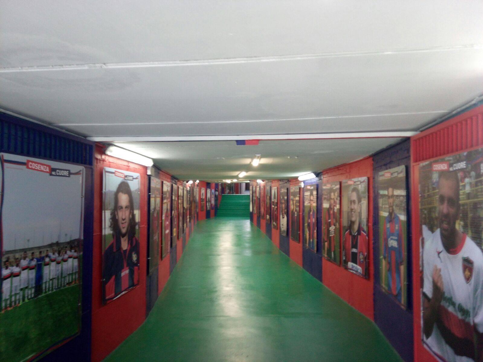 Da Marulla a Lentini, da Bergamini a Padovano: un tunnel nella storia del Cosenza Calcio
