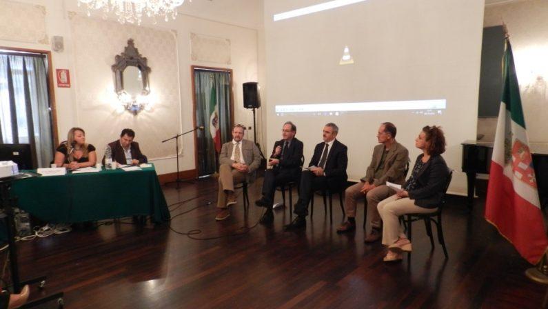 Fossile dimenticato, la Regione Basilicata s'impegna a mettere a disposizione fondi europei