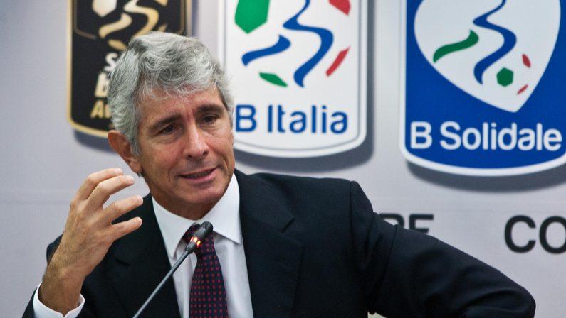 «Nuove regole, Crotone non può giocare in serie A»Il presidente della Lega B gela la squadra calabrese