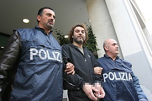 'Ndrangheta, Antonio Pelle arrestato in un bunkerIl latitante è ritenuto il capo della cosca di San Luca