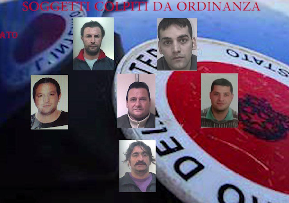 'Ndrangheta, operazione tra Crotonese e CosentinoIndagato poliziotto infedele. I nomi delle persone coinvolte