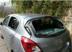 Atto intimidatorio per l'assessore Bellettieri: danneggiata l'auto della sorella