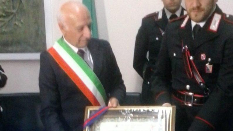 Sindaco concede cittadinanza onoraria ai carabinieriPoche ore dopo gli tagliano 400 piante nel Reggino