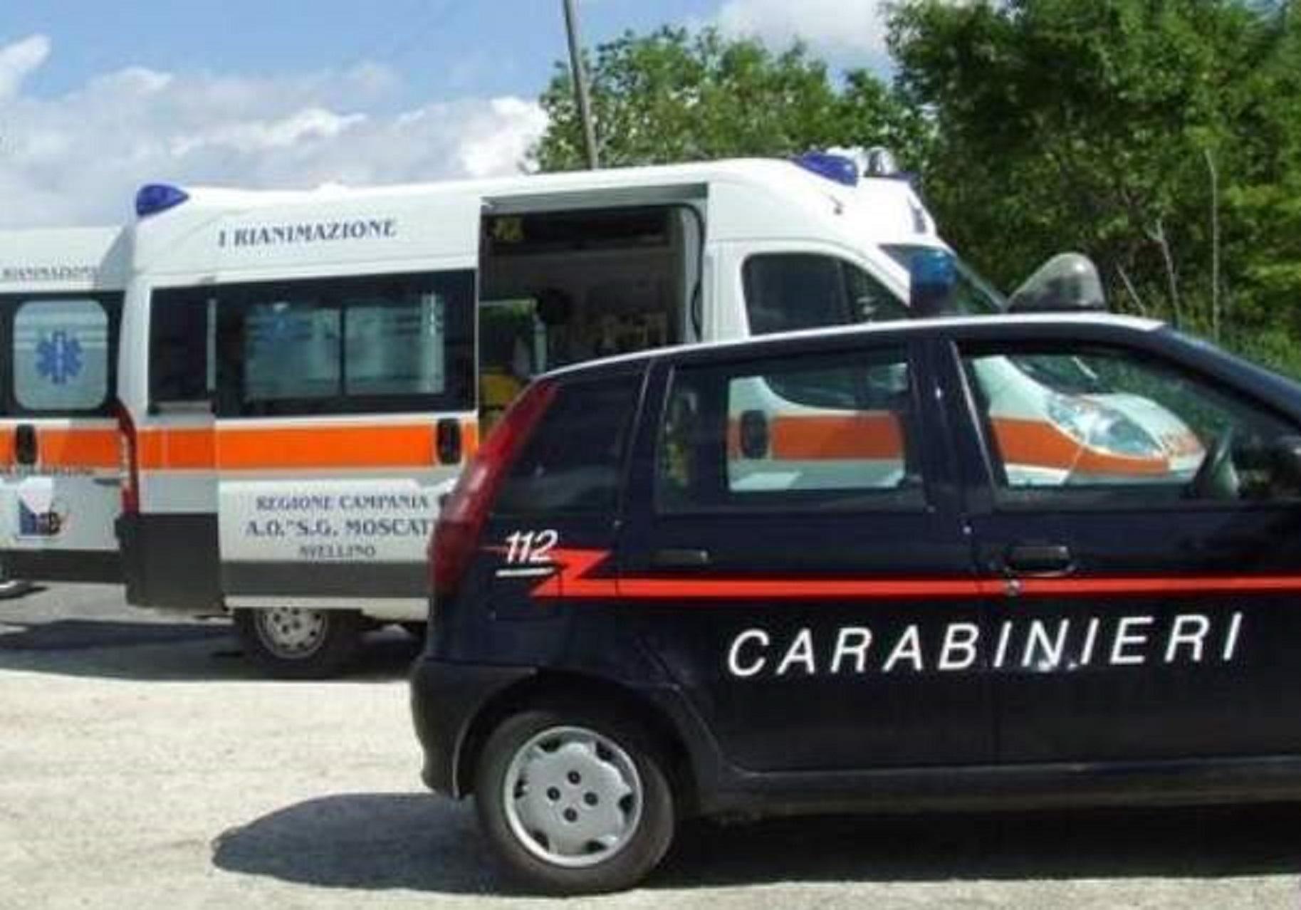 Cade dal terrazzo, morto imprenditore nel CrotoneseL'uomo stava lavorando su un edificio a tre piani