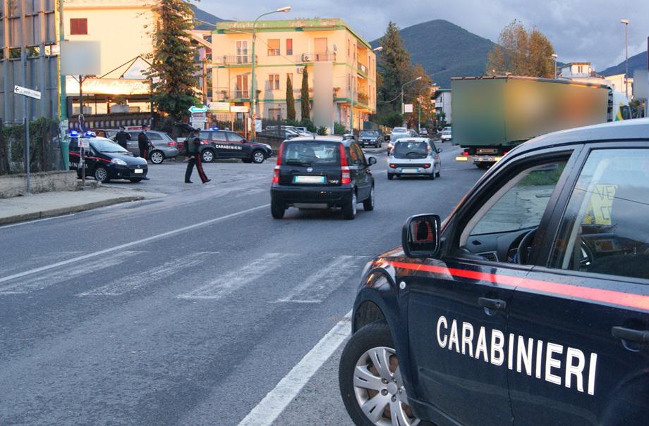 """Dopo gli arresti, territorio del mandamento """"setacciato"""" dai Carabinieri: raffiche di controlli e denunce"""