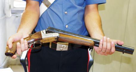 Terrore nel napoletano: lite tra fratelli a colpi di fucile