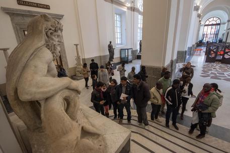 Napoli, un museo archeologico produrrà un videogame