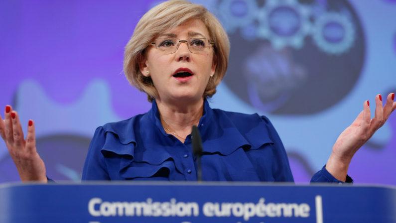 Il commissario Cretu bacchetta Calabria e Campania«Miliardi di euro al Sud senza risultati, ora si cambi»
