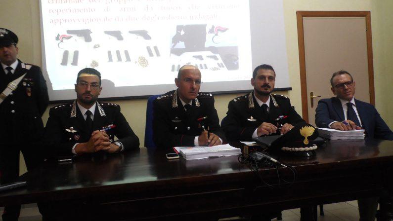 """""""Operazione mandamento"""": otto arresti in Irpinia e un imprenditore ricercato"""