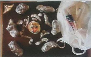 Un sequestro di droga per l'operazione Piramide