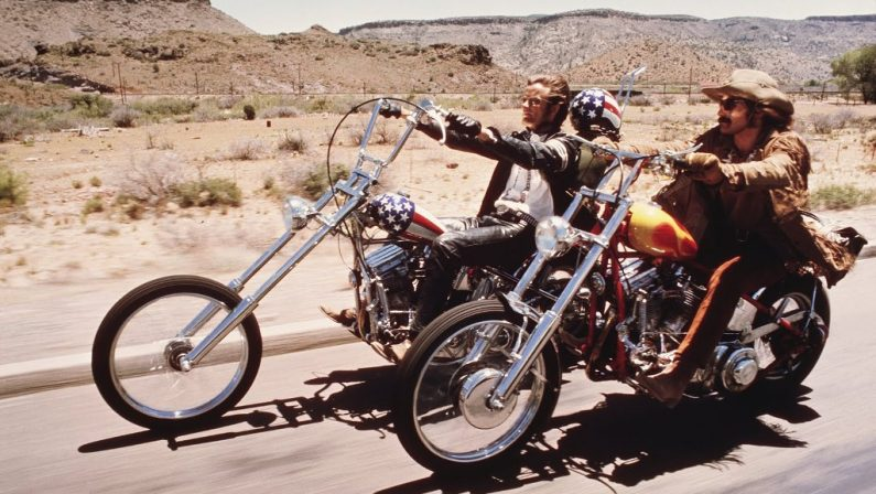 """Il cult di """"Easy Rider"""" al Museo del Rock di Catanzaro  Si chiude il ciclo di film dedicati a Peter Fonda"""